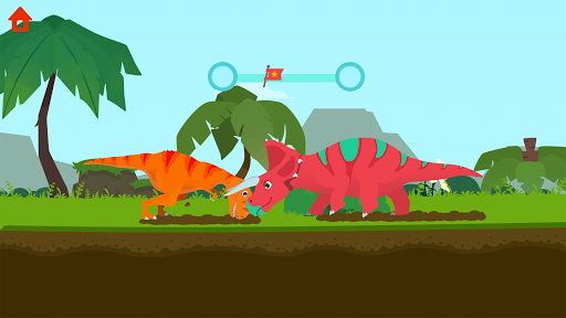 Dinosaur Island: T-Rex Games for kids in jurassic 1.0.6 screenshots 1