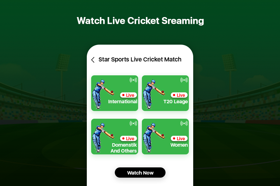 Star sports HD, Hot Live Cricket TV StreamingGuide poster 2