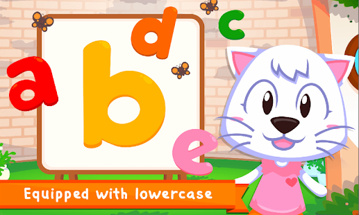 Learn Alphabet for Kids with Marbel Screenshot