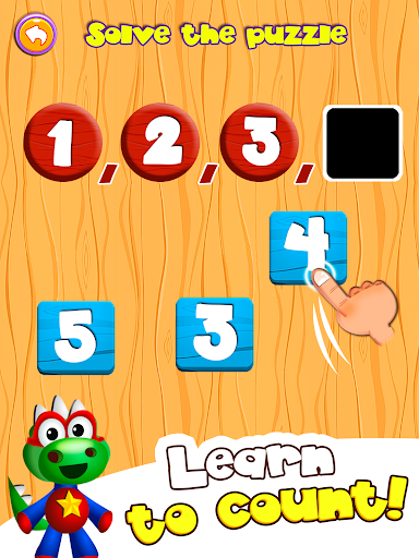 Preschool learning games for kids: shapes & colors 07.00.003 Screenshots 9