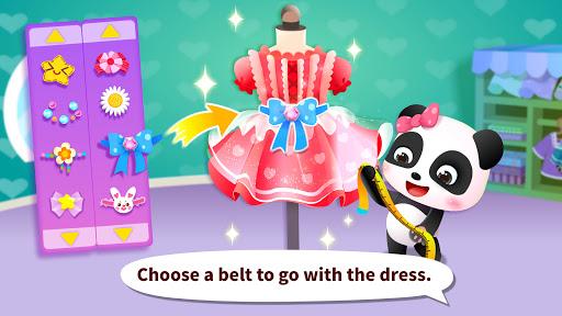 Baby Panda's Fashion Dress Up Game  screenshots 5
