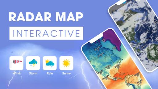 Weather forecast - Weather & Weather radar  screenshots 1