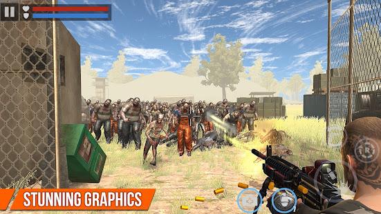 Image For DEAD TARGET: Zombie Offline - Shooting Games Versi 4.65.0 5