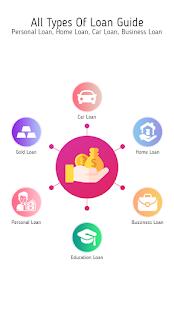 Instant Loan Guide App - EMI Calculator Home Loan