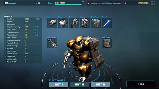 Armored Frontier Mod Apk (Unlimited Bullets + God Mode) 3