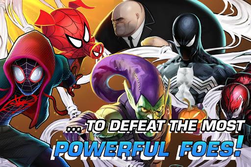 MARVEL Puzzle Quest: Join the Super Hero Battle! 219.556184 screenshots 3