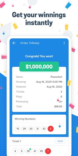 Jackpocket Lottery App android2mod screenshots 3