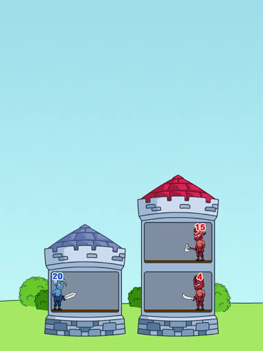 Hero Castle Wars  screenshots 7