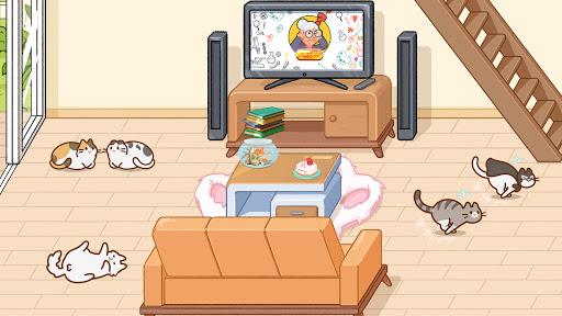 Kitten Home: Decorate Adorable House For Neko  screenshots 5