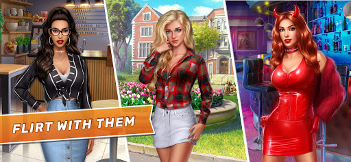 College Love Game  screenshots 2