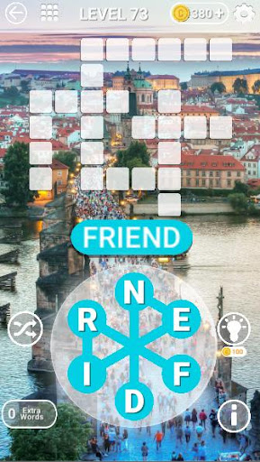 Word Travel:World Tour via Crossword Puzzle Game 3.42 screenshots 4