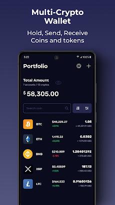 Klever Wallet: Buy Bitcoin, Ethereum, Tron, Cryptoのおすすめ画像3