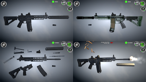 Weapon stripping 77.365 Screenshots 1