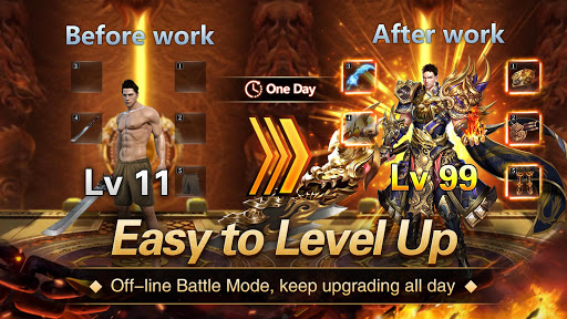 Legend of Blades apkdebit screenshots 14