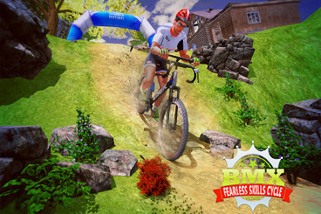 Reckless Rider- Extreme Stunts Race Free Game 2021 100.16 screenshots 1