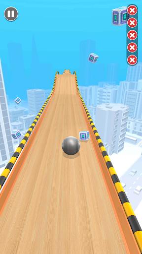 Sky Rolling Ball 3D apkdebit screenshots 3