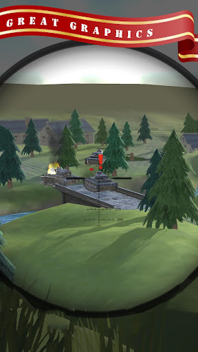 Tanki USSR Artillery Shooter - Gunner Assault 2 screenshots 3