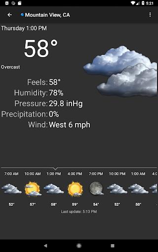 Palmary Weather  Screenshots 17