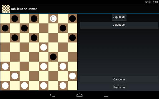 Brazilian checkers / draughts 1.34 screenshots 3