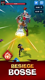 Mighty Quest For Epic Loot RPG Screenshot