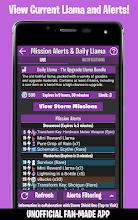 Companion for Fortnite (Stats, Map, Shop, Weapons) screenshot thumbnail