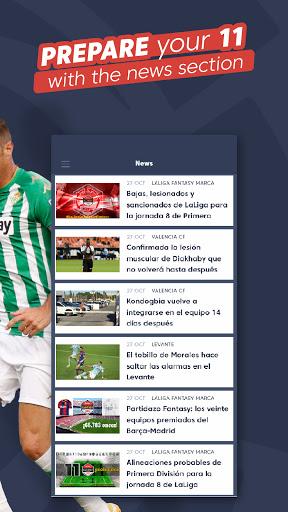 LaLiga Fantasy MARCAufe0f 2022: Soccer Manager 4.6.1.2 screenshots 24