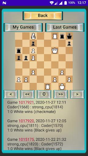 Chess Online  screenshots 7