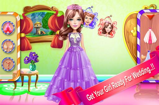 magic wedding makeover salon screenshot 2