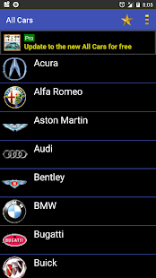 Car Parts & Car Info for Car Accessories-All Cars Screenshot