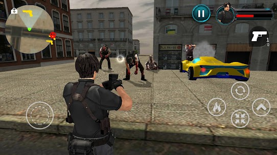 Residence Crime City Shooting Game Hack Game Android & iOS 4