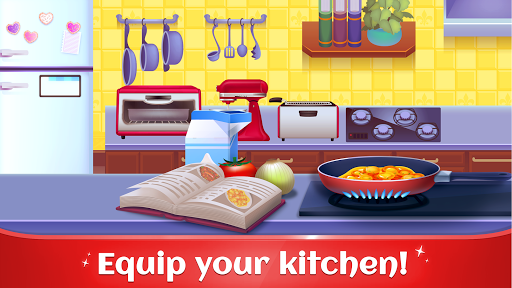Cookbook Master - Master Your Chef Skills! screenshots 1