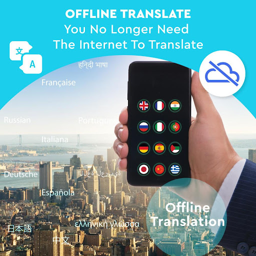 Translate: Camera Translator, Offline Translation modavailable screenshots 8