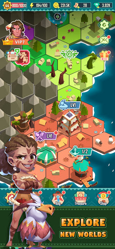 Jump Hunter apklade screenshots 2