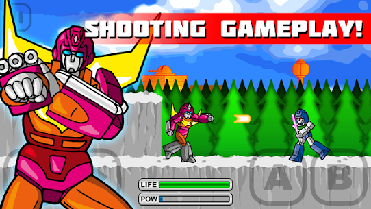 Robots Warfare Game Hack Android and iOS 2