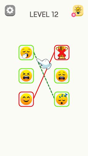 Emoji Puzzle: Emoji Match & Emoji Connect  screenshots 5