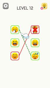Emoji Puzzle: Emoji Match & Emoji Connect 5