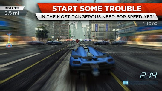 NFS Most Wanted Apk For Android 2