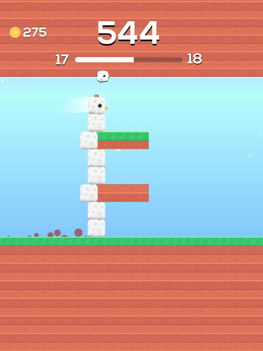 Square Bird 3 screenshots 6