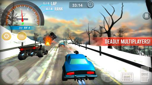 Death Battle Ground Race 2.1.5 screenshots 22