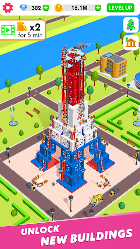 Idle Construction 3D screenshots 7