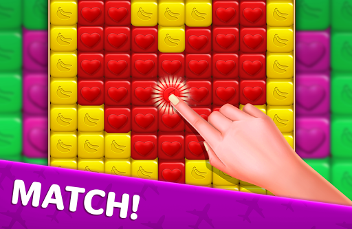Traveling Blast: Match & Crash Blocks with Friends  screenshots 4