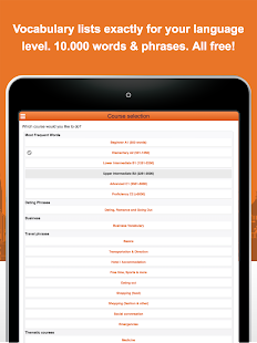 Learn French Vocabulary Free