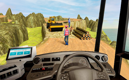 City Public Transport Bus Game 3D u2013 Bus Games 2021 screenshots 13