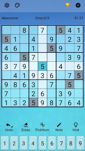 Sudoku 1.4.5 screenshots 4