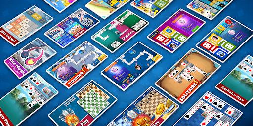 Dominoes - 5 Boards Game Domino Classic in 1 screenshots 8