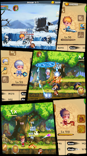 Soul Warrior: Sword and Magic - RPG Adventure Screenshot