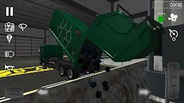 screenshot of Trash Truck Simulator