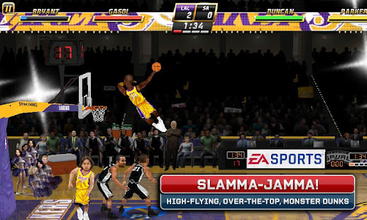 Nba Jam By Ea Sports Apps On Google Play