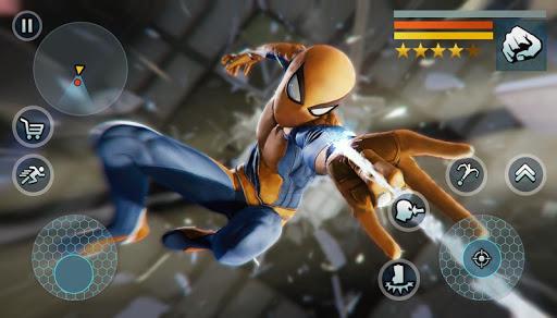 Spider Rope Gangster Hero Vegas - Rope Hero Game 1.1.9 screenshots 2