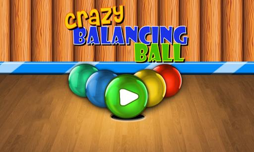 Crazy Balancing Ball  screenshots 1